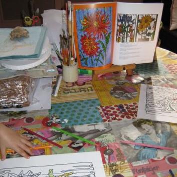 Atelier Anniversaire à l'atelier d'annabelle - 3/18 ans