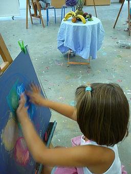 Atelier Anniversaire à l'atelier l'Art Vivant