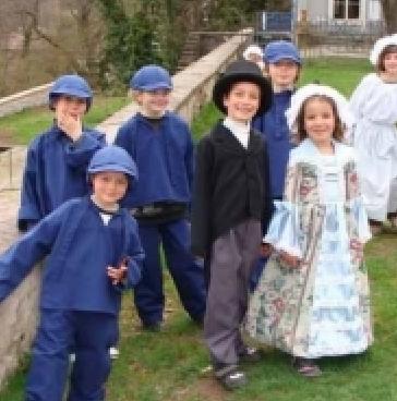 Atelier Anniversaire au Château - 6/10 ans