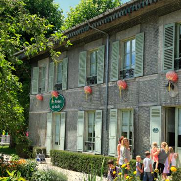Atelier Anniversaire au jardin - Paris 16è