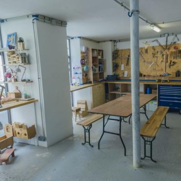 Atelier Anniversaire bricolage 4/6 ans - Paris 18è