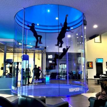 Atelier Anniversaire Chute Libre Indoor - Lille 59