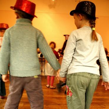 Atelier Anniversaire comédie musicale au jardin d'acclimatation - 4/10 ans - Paris 16è