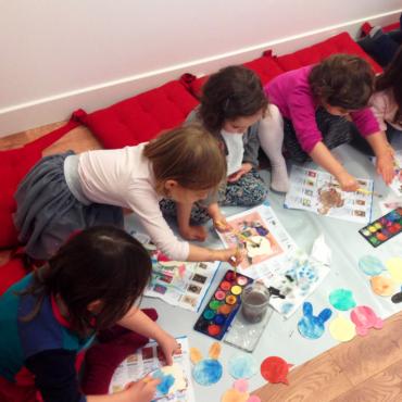 Atelier Anniversaire Contes et Atelier - 4/11 ans