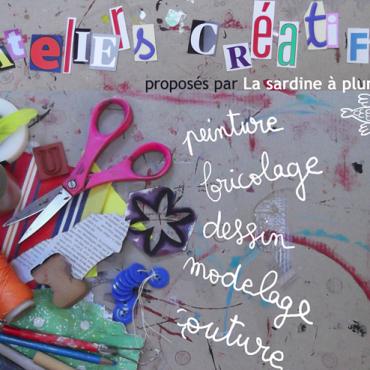 Atelier Anniversaire créatif - 6/12 ans - Marseille