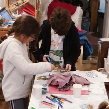 Atelier Anniversaire créatif à la carte - Paris 17è