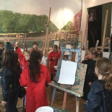 Atelier Anniversaire créatif - Paris 15è