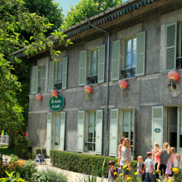 Atelier Anniversaire cuisine au jardin d'acclimatation - 4/10 ans - Paris 16è