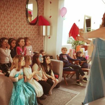 Atelier Anniversaire des Petits loups - 3/6 ans