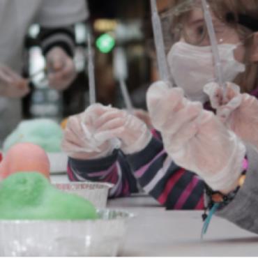 Atelier Anniversaire en folie - 5/12 ans - Montpellier