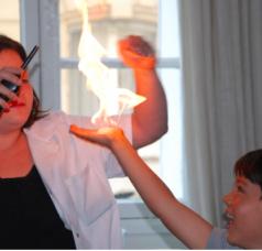 Atelier Anniversaire Expériences scientifiques - Reims 51