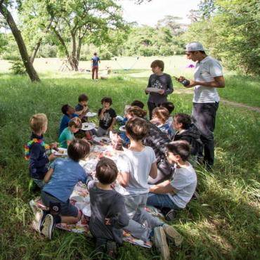 Atelier Anniversaire garden party 6/13 ans