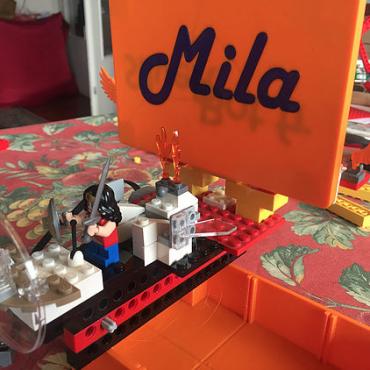 Atelier Anniversaire lego