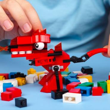 Atelier Anniversaire Lego au jardin d'acclimatation - 4/10 ans - Paris 16è