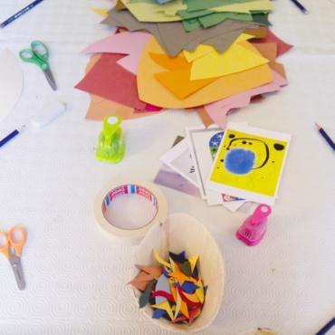 Atelier Anniversaire Papier-Oeil