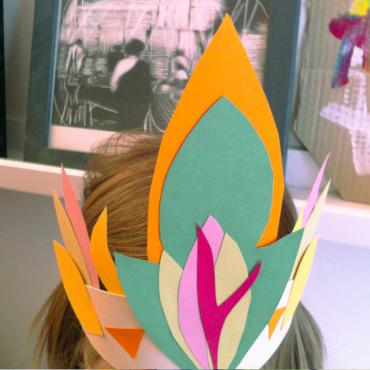 Atelier Anniversaire Papier-Oeil - 5/10 ans