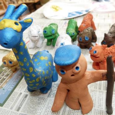 Atelier Art acces libre vac