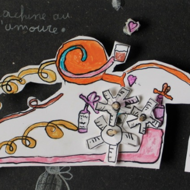 Atelier Art et formules magiques - Paris 17è