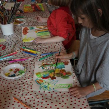 Atelier Arts plastiques 5-8 ans