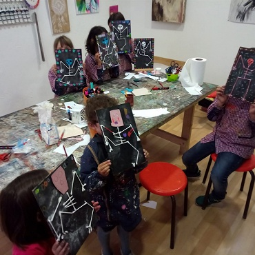 Atelier Arts Plastiques demi-journée 5/9ans - Toulouse 31