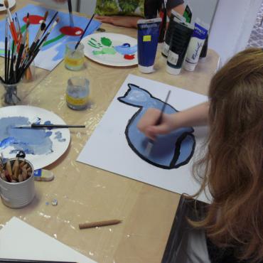 Atelier Arzazou ateliers créatifs 5/15 ans - Paris 14è