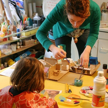 Atelier Atelier Arts plastiques 1j 5/12ans - Paris 8è