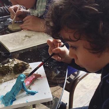 Atelier Atelier arts plastiques - Lyon 1er