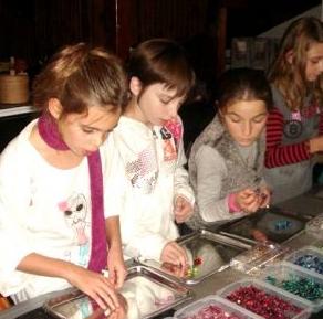 Atelier Atelier bijoux 7/12ans 2h-Strasbourg