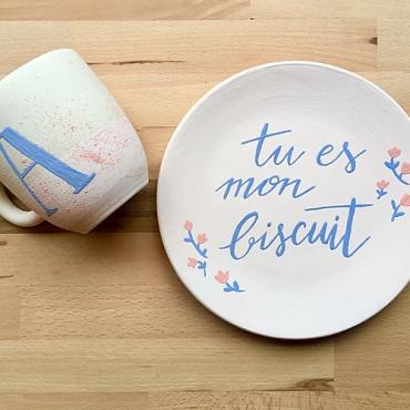 Atelier Atelier Biscuit céramique - Paris 11è