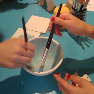 Atelier Atelier céramique 2/11ans -Nantes44