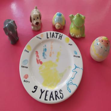 Atelier Atelier céramique anniversaire - 4/14 ans - Nantes