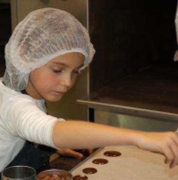 Atelier Atelier chocolat - 4/12 ans