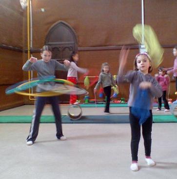 Atelier Atelier cirque - Lyon 7è