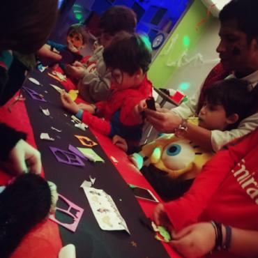 Atelier Atelier créatif - 16ème