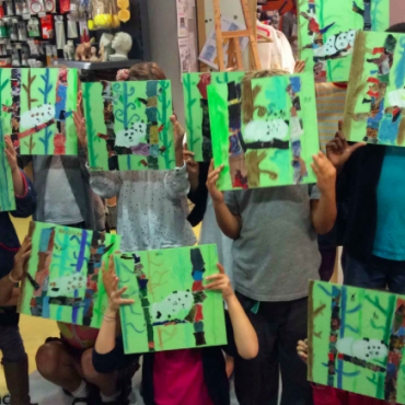 Atelier Atelier Creatif - 4/9 ans