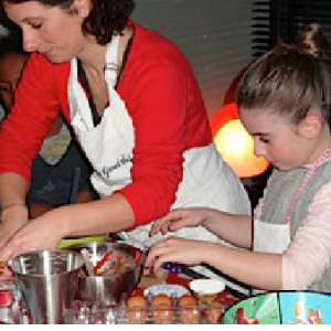 Atelier Atelier cupcakes - 4/15 ans
