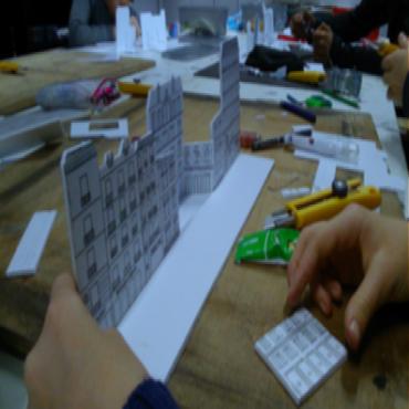 Atelier Atelier d'architecture 2h 9/14ans - Nantes 44