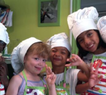 Atelier Atelier d'arthur cuisine - 4/13 ans