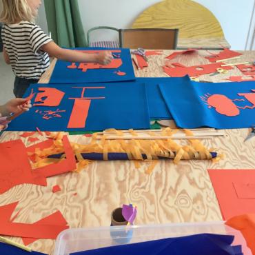 Atelier Atelier d'arts plastiques et sérigraphie - Nantes