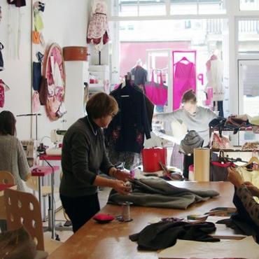 Atelier Atelier de couture 11/14 ans Popeline - 33