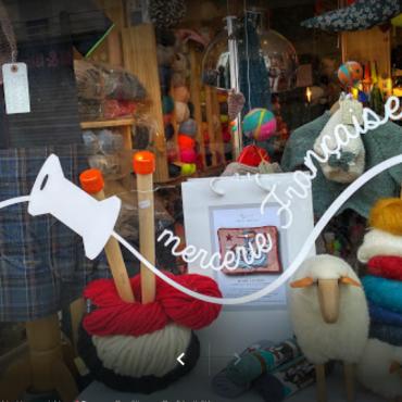 Atelier Atelier de couture et tricot-Paris-12è