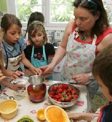 Atelier Atelier de cuisine - 8/12 ans