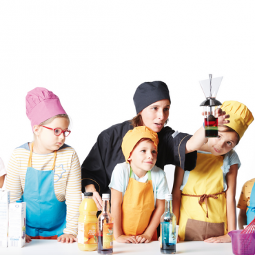 Atelier Atelier de Cuisine Moléculaire - 6/12 ans - 51 Reims