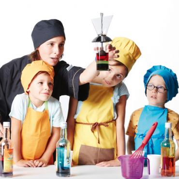 Atelier Atelier de Cuisine Moléculaire - 69 Lyon