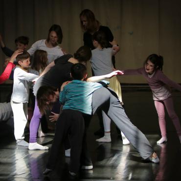 Atelier Atelier de danse