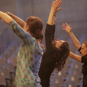 Atelier Atelier de danse duo