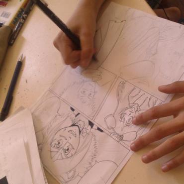 Atelier Atelier de manga