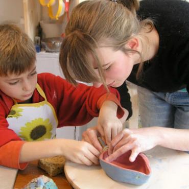 Atelier Atelier de modelage - 5/11 ans - Nantes 44