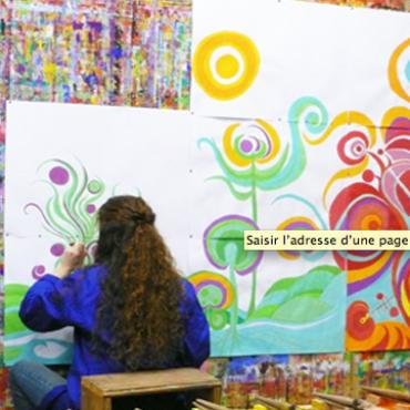 Atelier Atelier de peinture 2/4 ans