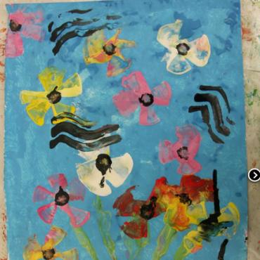 Atelier Atelier de peinture Ass Florine